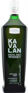 Kavalan Whisky Single Malt Concertmaster...